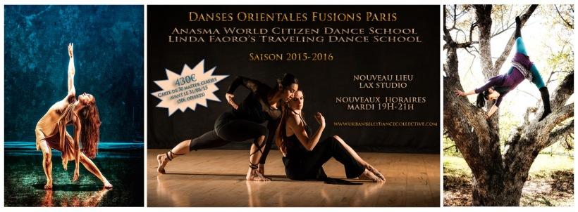 ANASMA LINDA FAORO DANSE ORIENTALE FUSION PARIS MASTER CLASS 2015-2016 -promo - FB banner