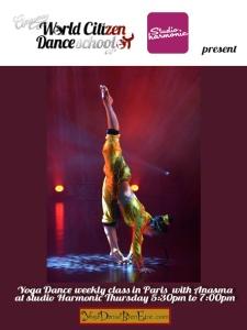 AWCDS 2015-2016 Yoga danse bien etre harmo jeudi