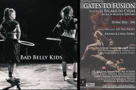 AWCDS LFTDS affiche 20 mai2016 BELLY BAD KIDS 2